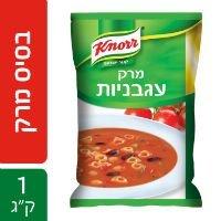 """מרק עגבניות קנור שקית 1 ק""""ג"""