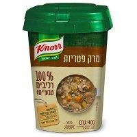 מרק פטריות 100% רכיבים טבעיים קנור קופסה 400 גרם