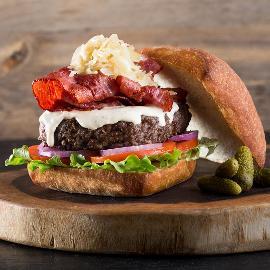 המבורגר שוקרוט גארני