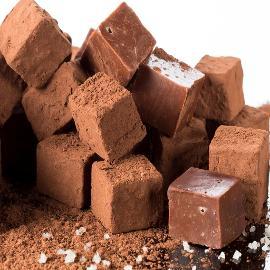 טופי שוקולד נוגט בנגיעות מלח