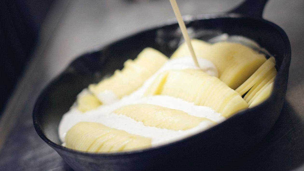 גראטן תפוחי אדמה – מתכון
