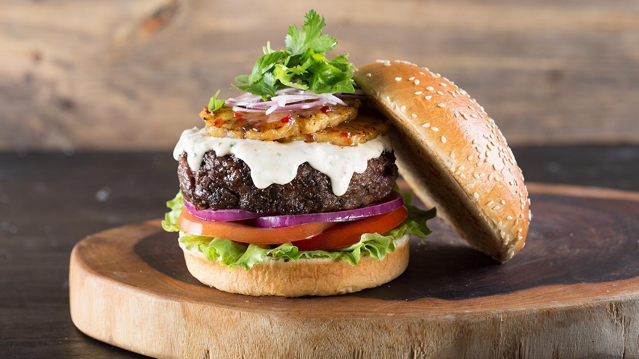 המבורגר קופיפי – מתכון