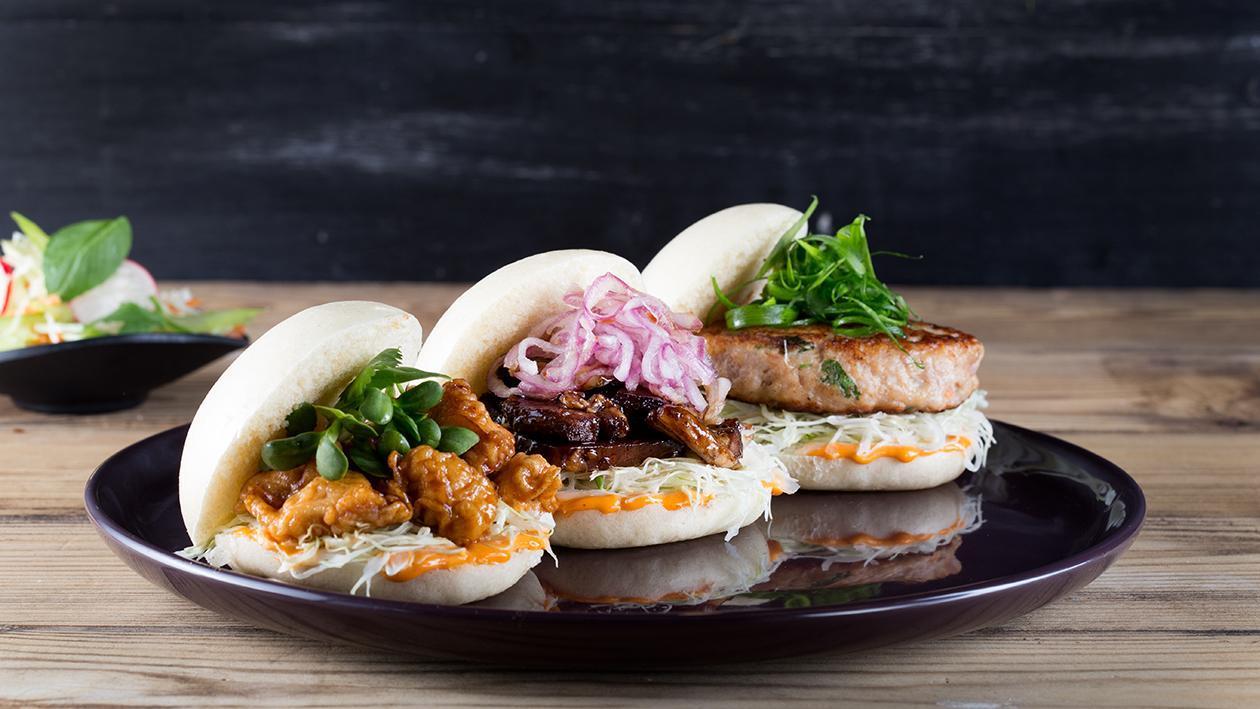 טריו באו – פוקי בול מתכון להכנת קערת פוקי, מזון רחוב של הוואי אצלכם בצלחת > מתכוני השראה לשפים