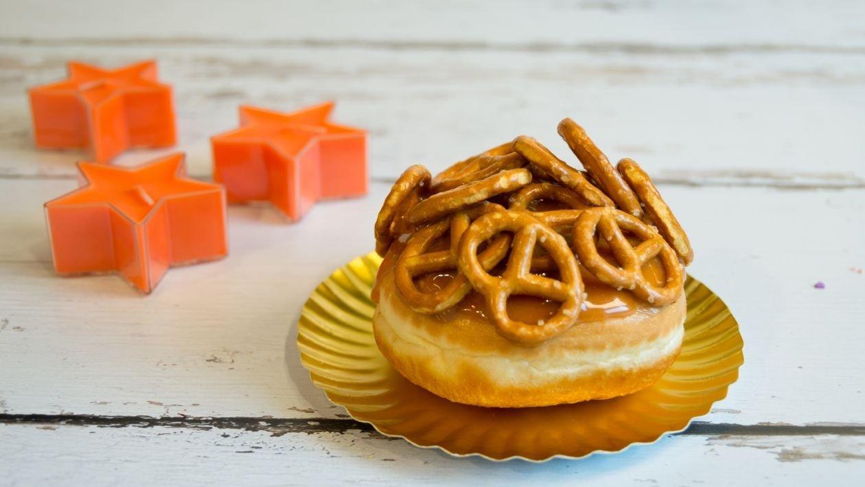 סופגניית קרמל מלוח – פוקי בול מתכון להכנת קערת פוקי, מזון רחוב של הוואי אצלכם בצלחת > מתכוני השראה לשפים