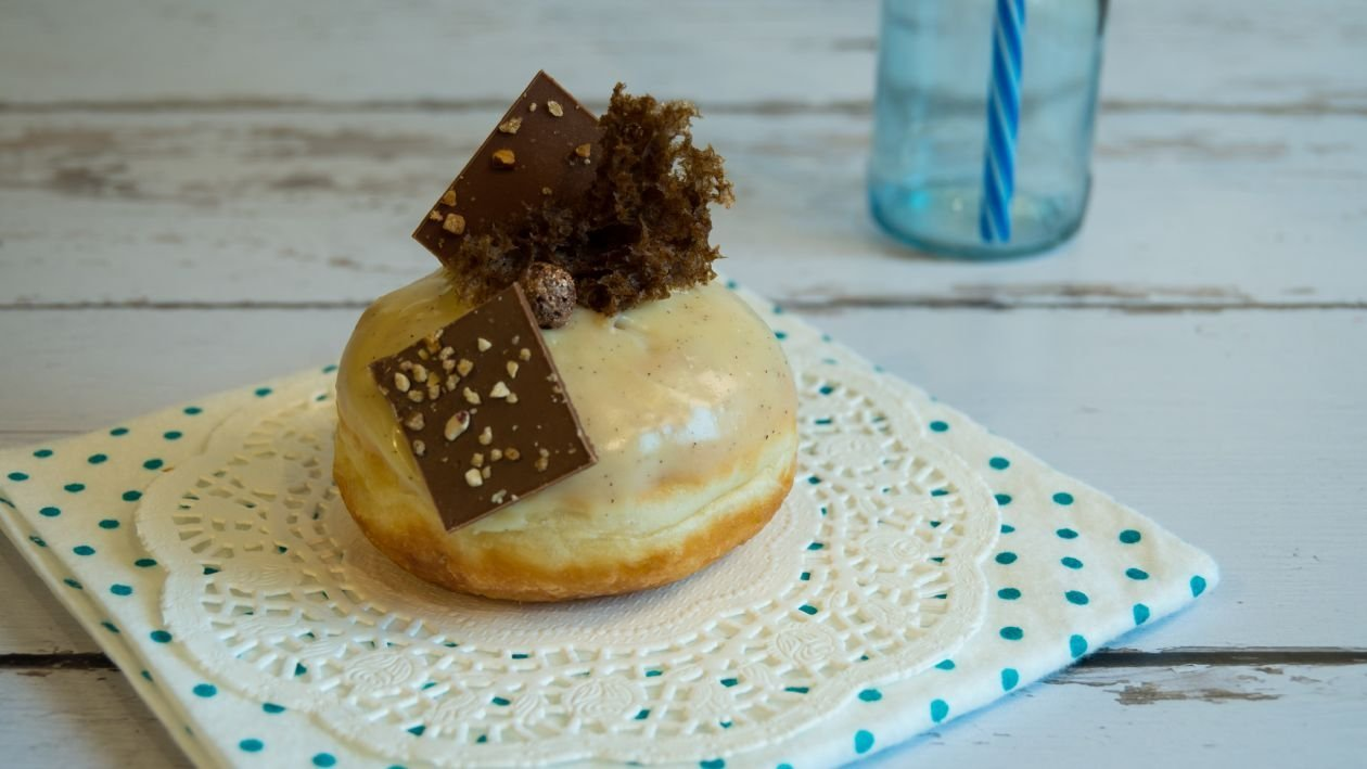 סופגניית שוקולד קפוצ'ינו – פוקי בול מתכון להכנת קערת פוקי, מזון רחוב של הוואי אצלכם בצלחת > מתכוני השראה לשפים