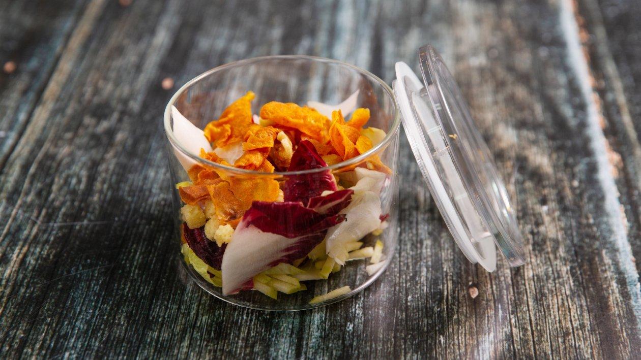 סלט אנדיב – פוקי בול מתכון להכנת קערת פוקי, מזון רחוב של הוואי אצלכם בצלחת > מתכוני השראה לשפים