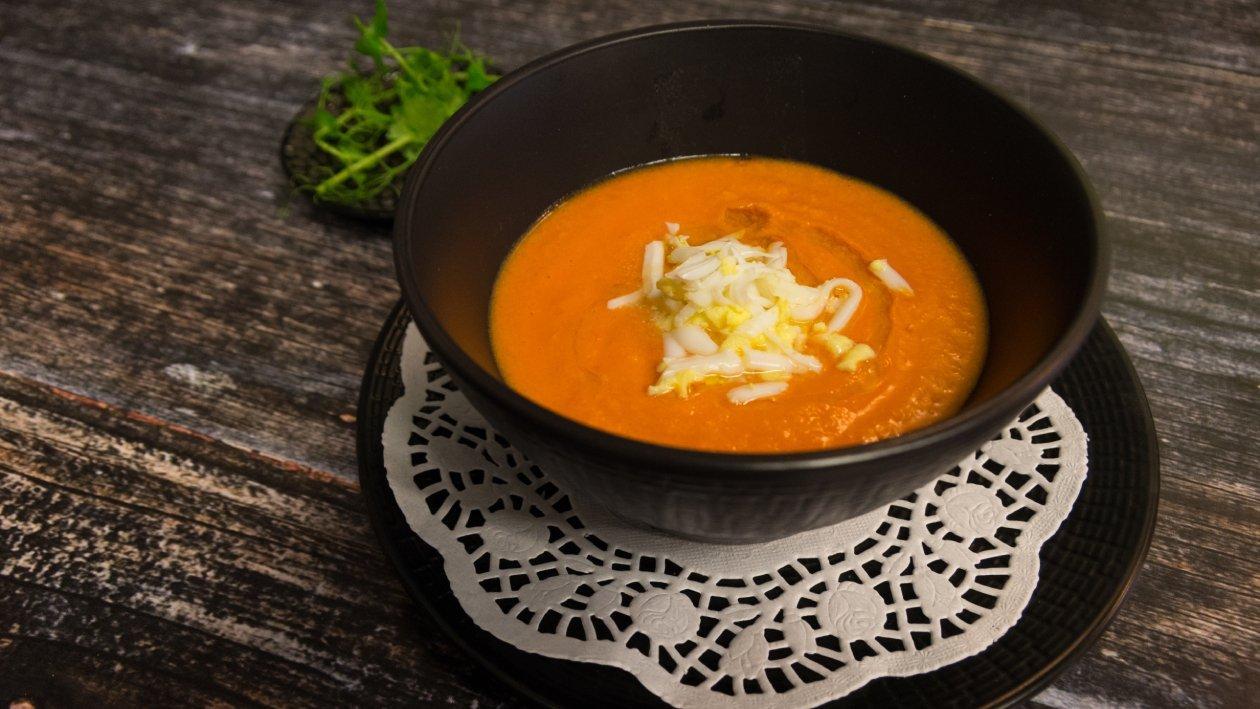 סלמורחו - מרק עגבניות סמיך וקר – פוקי בול מתכון להכנת קערת פוקי, מזון רחוב של הוואי אצלכם בצלחת > מתכוני השראה לשפים