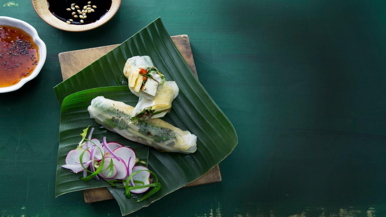 ספרינג רול וייטנאמי – פוקי בול מתכון להכנת קערת פוקי, מזון רחוב של הוואי אצלכם בצלחת > מתכוני השראה לשפים