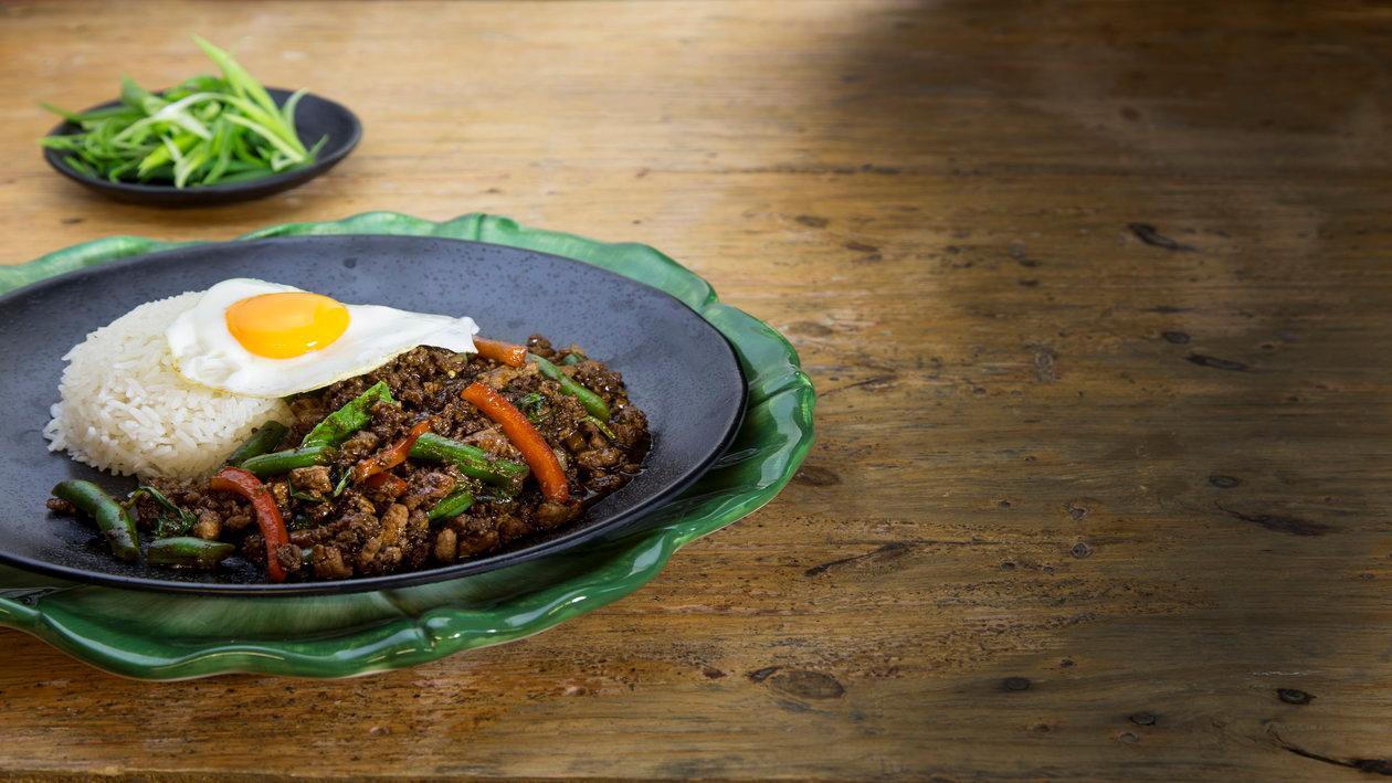 פאד קפאו – פוקי בול מתכון להכנת קערת פוקי, מזון רחוב של הוואי אצלכם בצלחת > מתכוני השראה לשפים