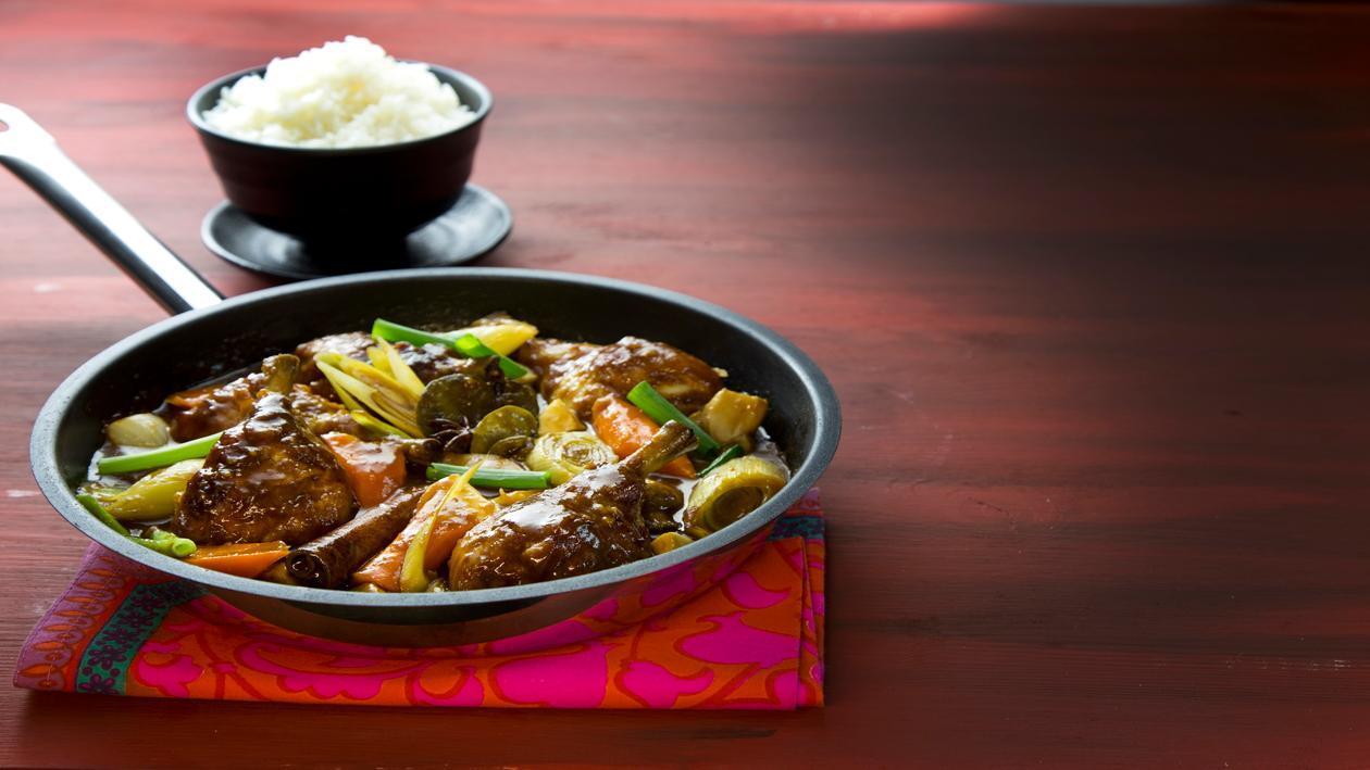 קדירת עוף סיני – מתכון