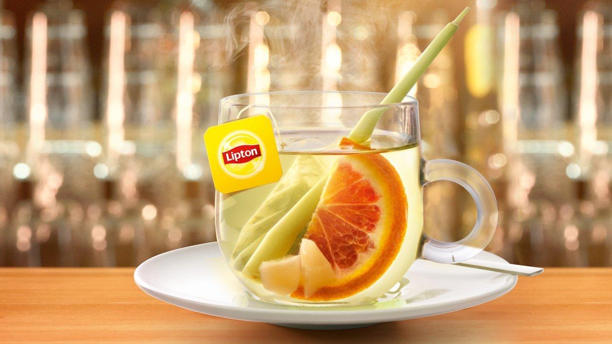 קוקטייל תה למון גראס – מתכון