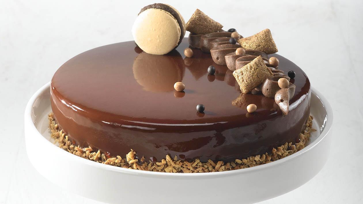 קרמו שוקולד חלב עם תמרים וקינמון – מתכון