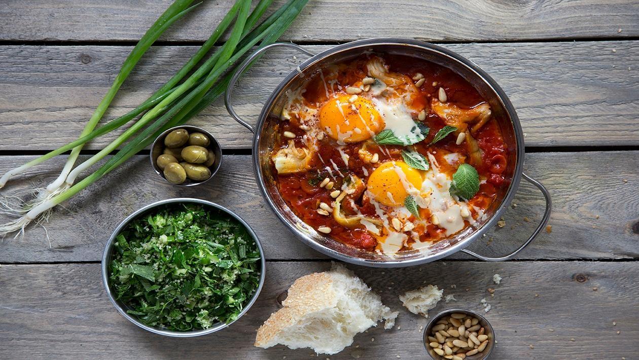 שקשוקה לבנונית – מתכון
