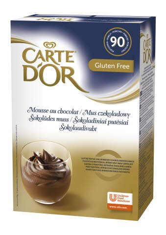 Carte d'Or Čokoladni mousse 1,44 kg -