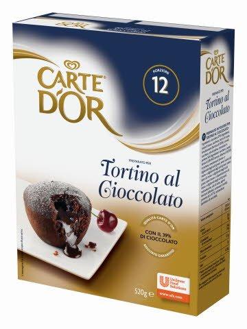 Carte d'Or Osnova za čokoladni souffle 520 g -