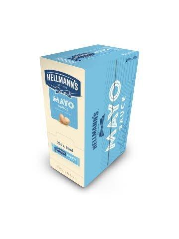 Hellmann's Majoneza porcijska 15 ml (200 kom)