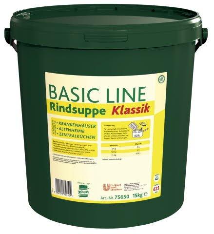 Knorr Basic Line Goveđa juha 15 kg