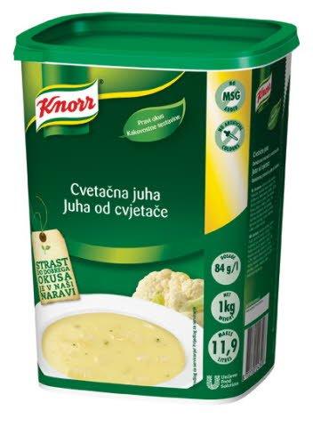 Knorr Juha od cvjetače 1 kg  -