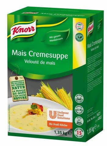 Knorr krem juha od kukuruza 1kg -