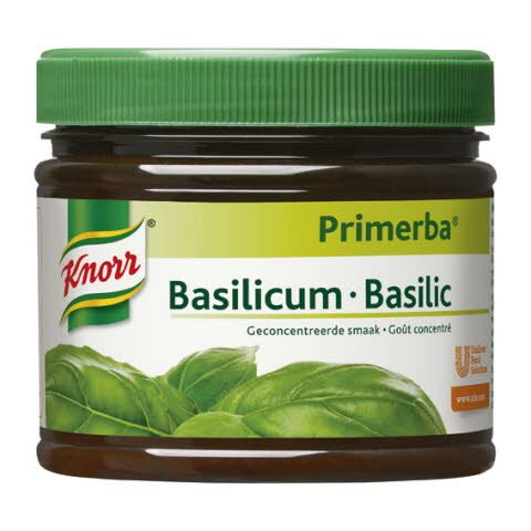 Knorr Primerba Bazilika  - bosiljak u ulju 340 g -