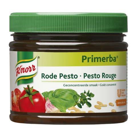 Knorr Primerba Crveni pesto - začinska mješavina u ulju 340 g