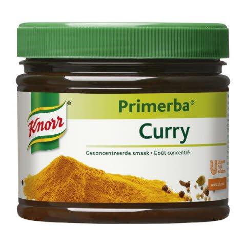 Knorr Primerba Curry - začinska mješavina u ulju 340 g