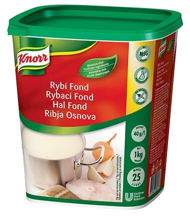 Knorr Riblji temeljac 1 kg