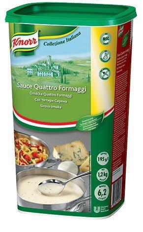 Knorr Umak Quattro Formaggi 1,2 kg