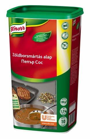 Knorr umak sa zelenim paprom 1,2 kg -