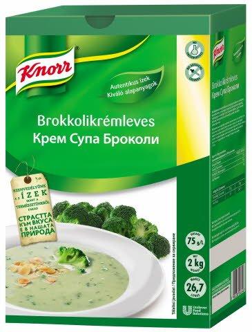 Krem juha od brokule 2 kg -