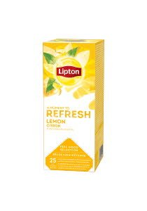 Lipton Aromatizirani crni čaj s limunom 25/1