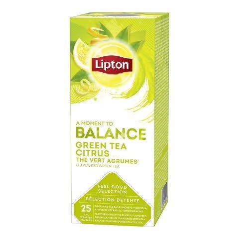 Lipton Aromatizirani zeleni čaj s citrusima 25/1 -