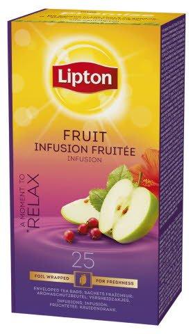 Lipton Biljni čaj s jabukom 25/1 -