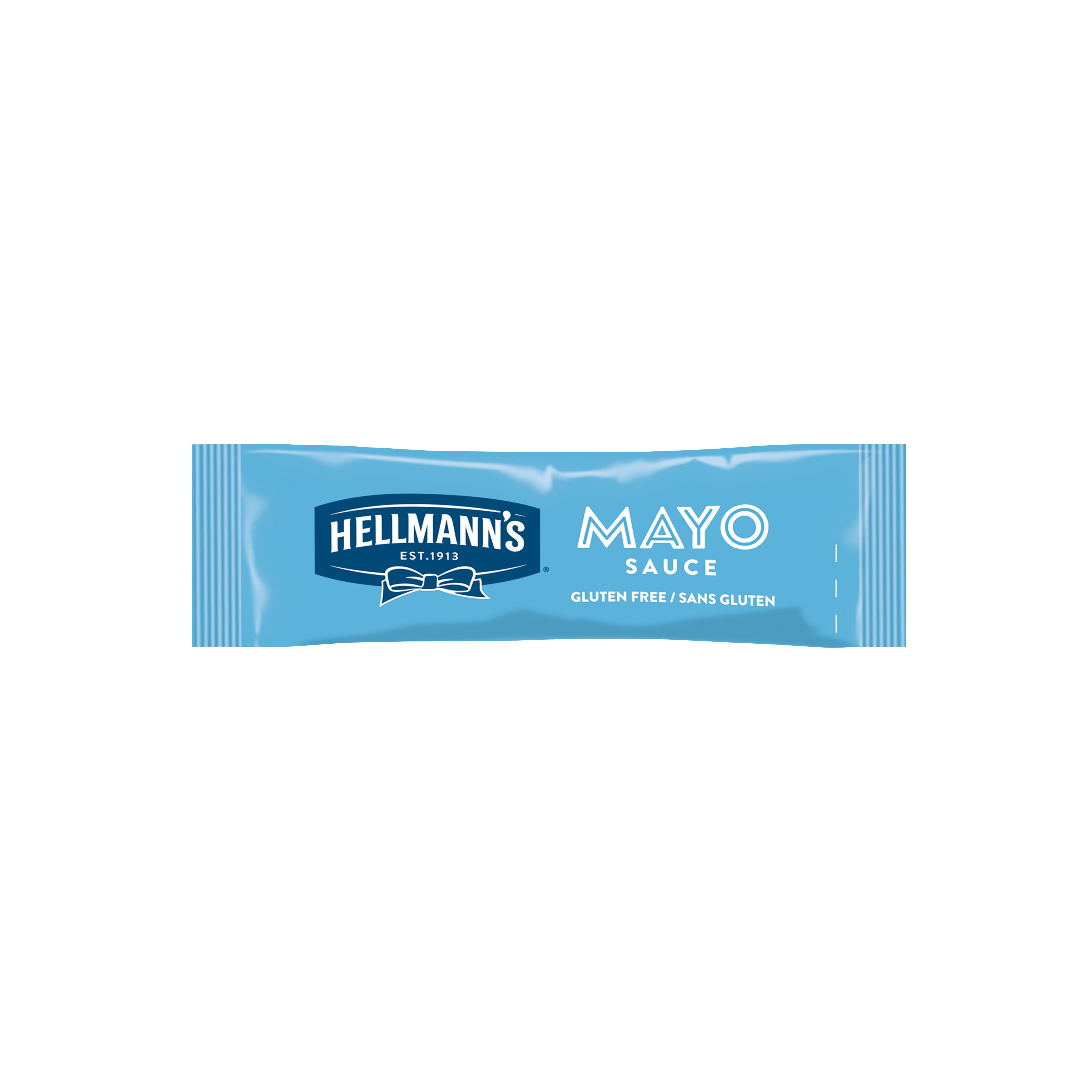 Hellmann's Lagana majoneza 198 x 10 ml  - Hellmann's hladni umaci u jednostavnom porcijskom pakiranju