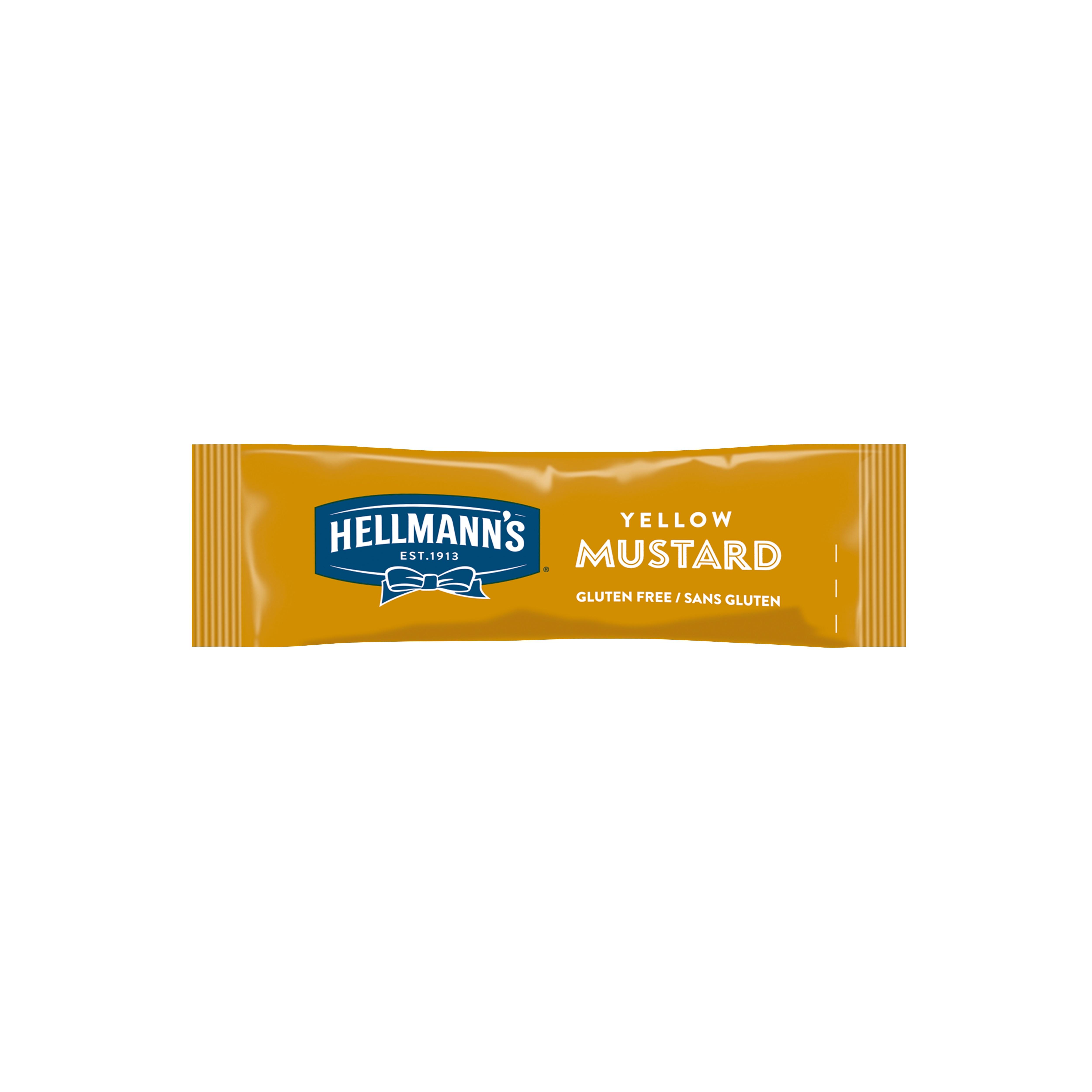 Hellmann's Senf 198 x 10 ml - Hellmann's hladni umaci u jednostavnom porcijskom pakiranju