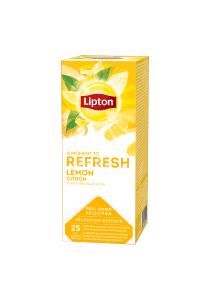 Lipton Aromatizirani crni čaj s limunom 25/1 - Na raspolaganju su različiti čajevi Lipton: biljni, crni, zeleni i voćni.