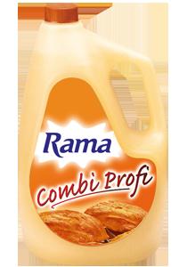 Rama Combi Profi tekući lagani margarin 3,7 L