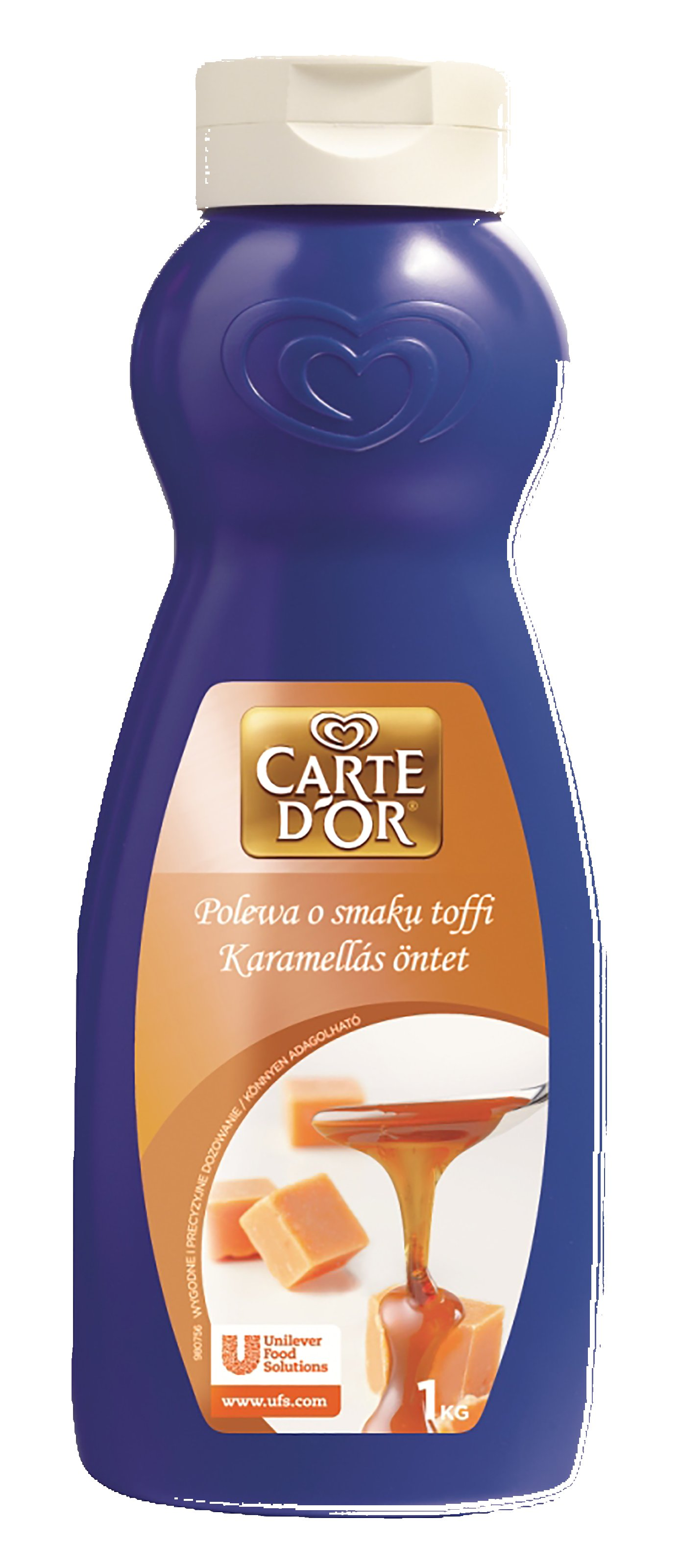 CARTE d'OR Karamellás öntet -
