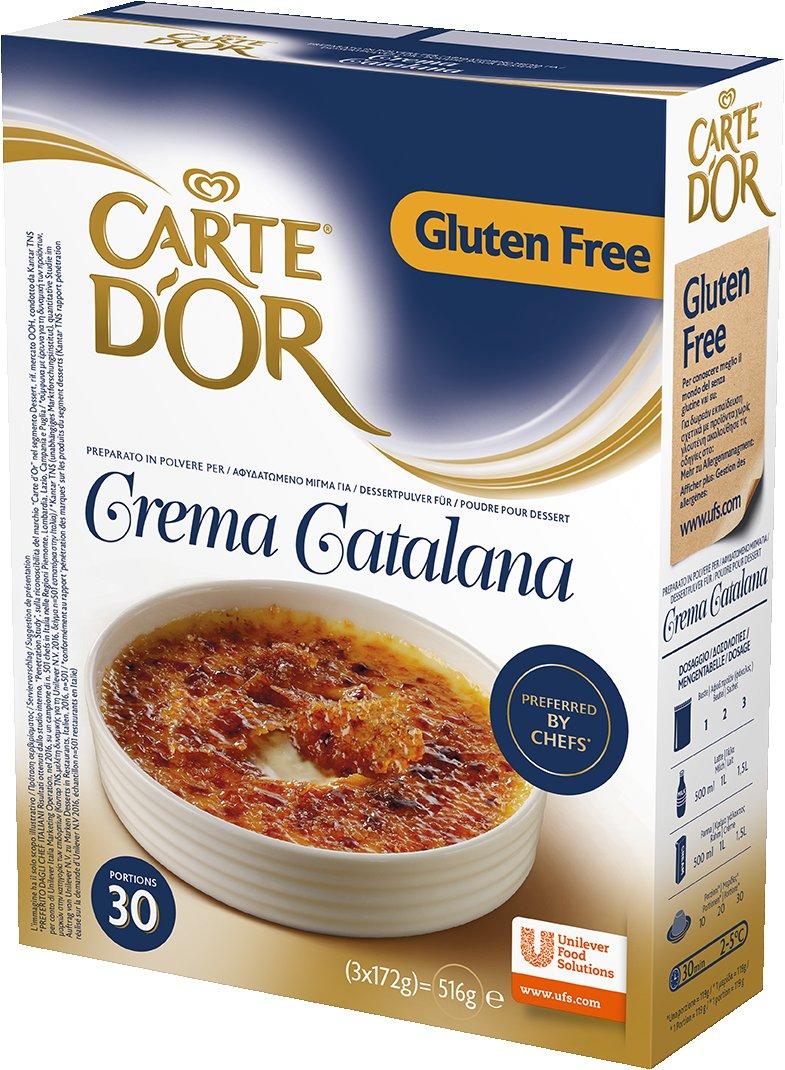 CARTE d'OR Katalán krém