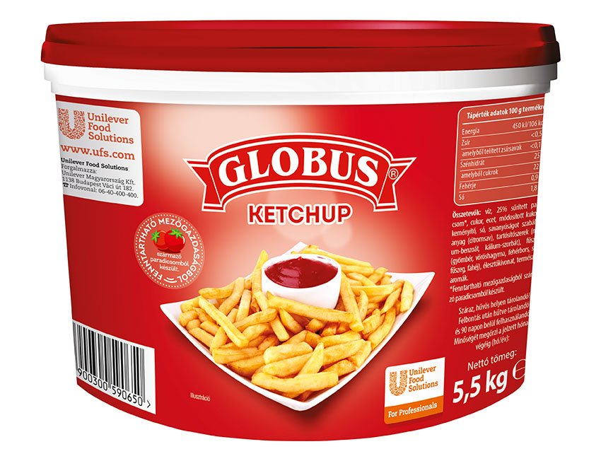 GLOBUS Ketchup*