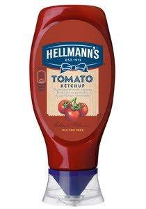 HELLMANN'S Ketchup flakonos