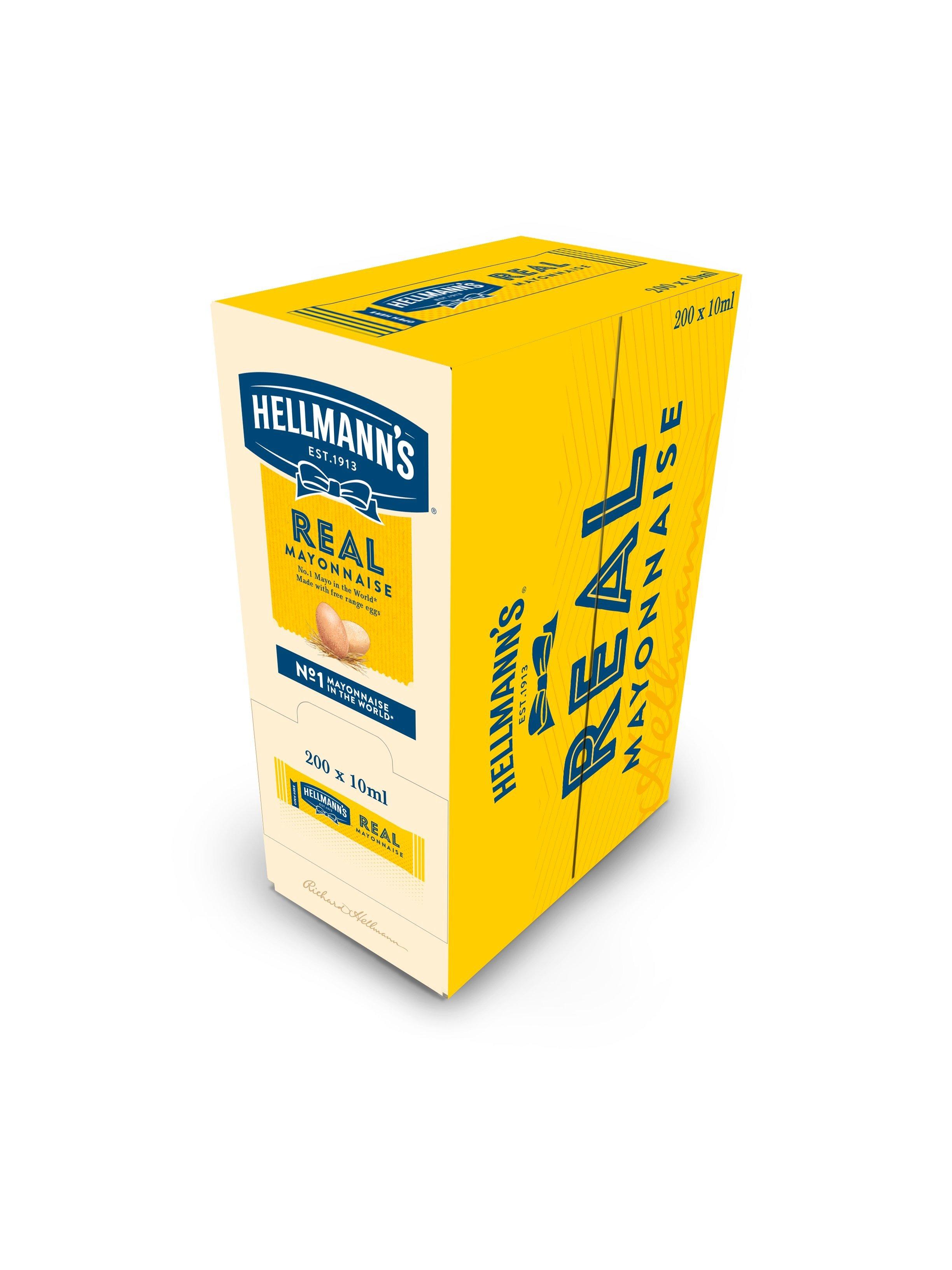 HELLMANN's Mini Majonéz Real 15ml*200db