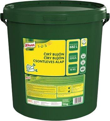 KNORR 1-2-3 Csontleves alap 15 kg**