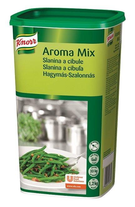 KNORR Aroma Mix Szalonnás-hagymás fűszerkeverék zsiradékkal