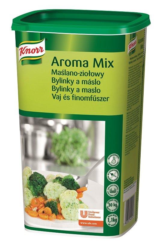 KNORR Aroma Mix Vajas - finom fűszeres fűszerkeverék zsiradékkal 1,1 kg -