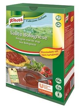 KNORR Bolognai mártás alap hozzáadott só nélkül 2 kg -