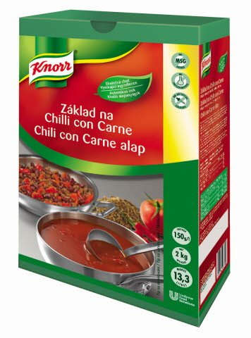 KNORR Chili con Carne alap 2 kg -