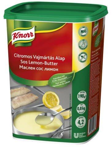 KNORR Citromos vajmártás 0,8 kg