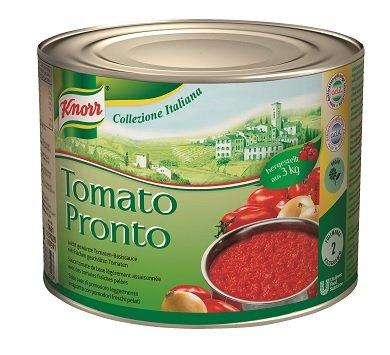 KNORR Collezione Italiana Fűszeres paradicsomvelő konzerv 2 kg