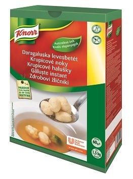KNORR Daragaluska levesbetét 1,5 kg -